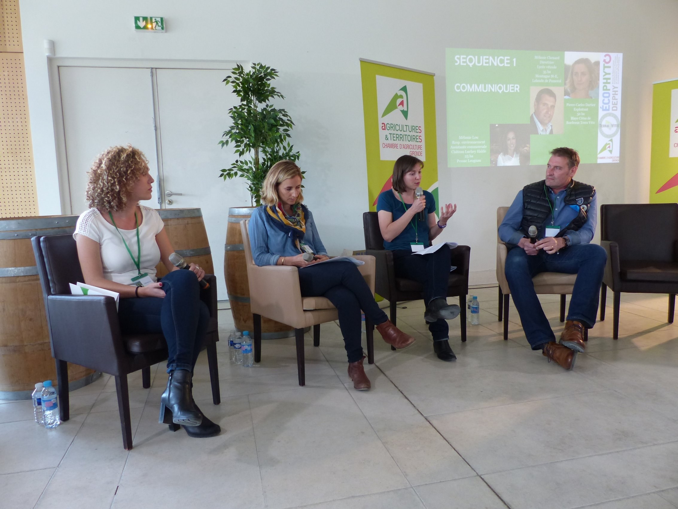 Table ronde Dephy