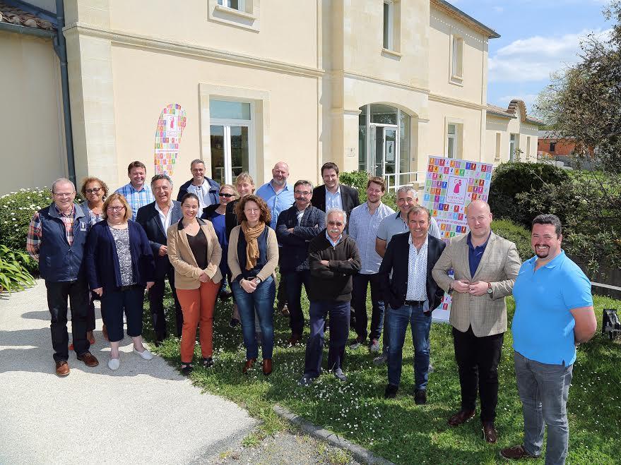 éléctions Bureau Fédération des Vignerons Indépendants de Nouvelle Aquitaine